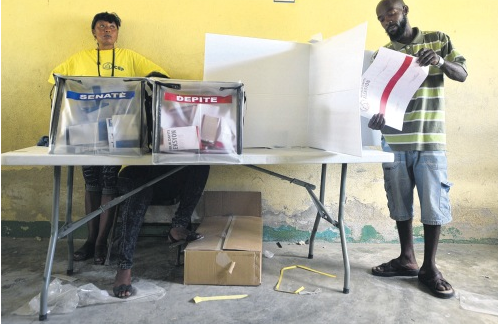 Caricom observers warn of 'anomalies' in Haiti poll process
