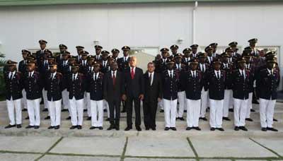 Martelly remobilise officiellement l'Armée d'Haïti