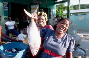Ending Haiti's Hunger, One Tilapia at a Time