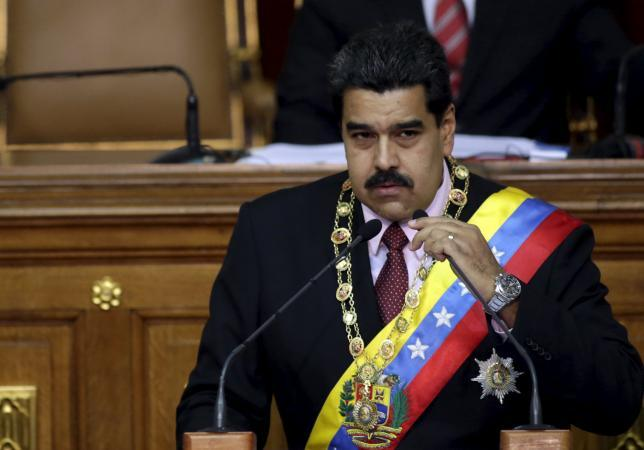Two From Venezuelan President's Family to Face Drug Charges in New York- FULL ARTICLE