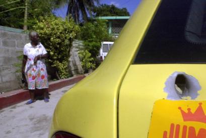 Haiti/Insécurité- Drive By Shooting