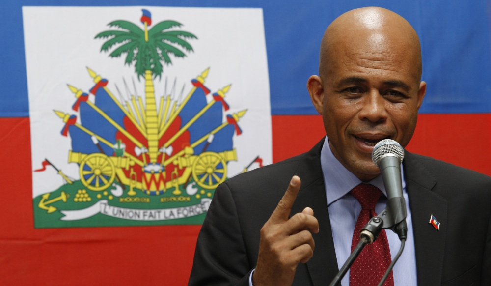 MARTELLY SAYS ELECTIONS ARE A GO!!