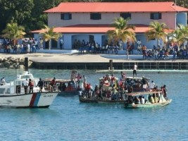 Cruise line restarts Haiti port calls after recent protest