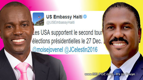 Haiti's Cursed Presidential Election: Is Voting There 'Set Up For Failure?'