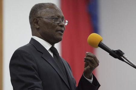 Aristide ally chosen as Haiti interim president to fill power vacuum
