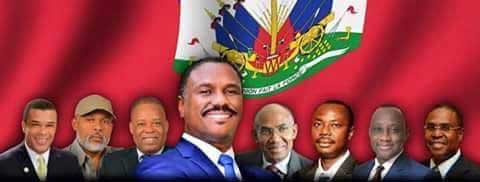 GROUP 8 WANTS TO HOLD NATION'S 10,000,000 HOSTAGE Le G-8 condamne le caractère anti-peuple et antidémocratique du prétendu accord intervenu entre le président Michel Joseph Martelly et certains parlementaires – Added COMMENTARY By Haitian-Truth