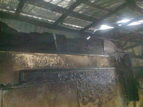 Haiti-Université : Incendie à l'Université de Port-au-Princ