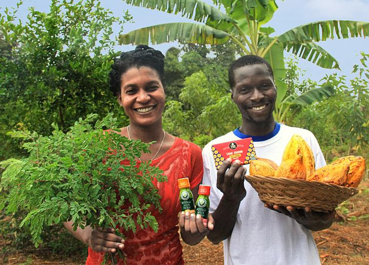 How a Natural Energy Shot and an Organic Chocolate Bar Are Changing Agriculture in Haiti