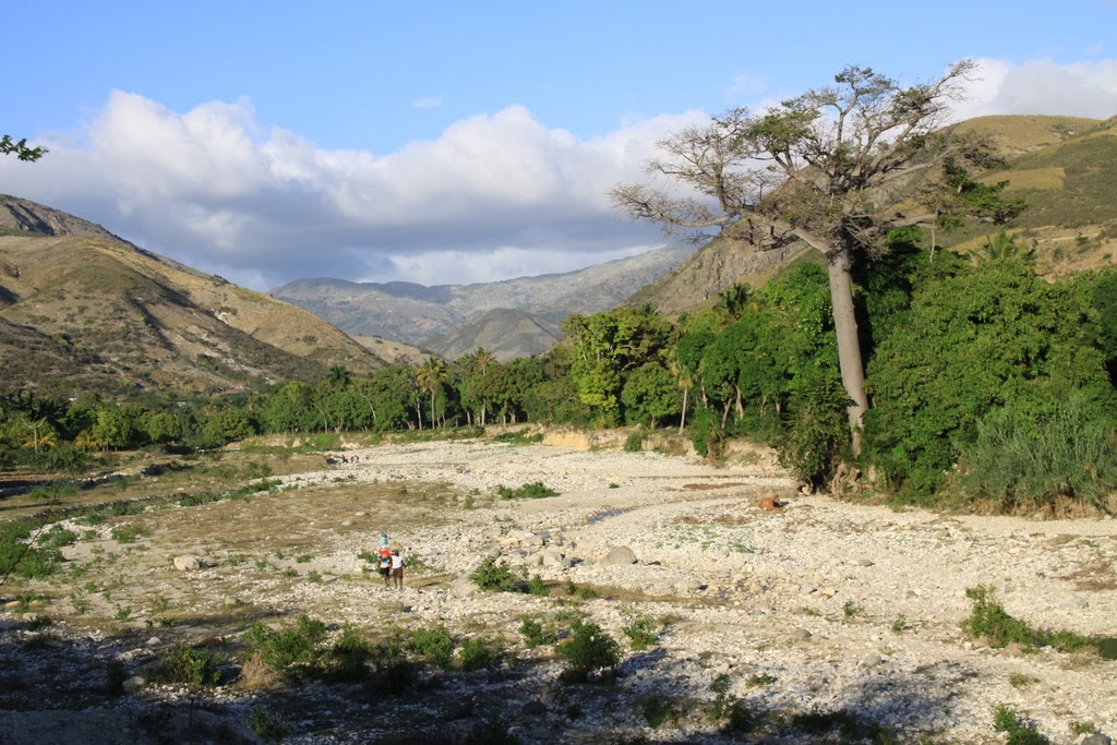 As drought hammers countryside, many in Haiti go hungry
