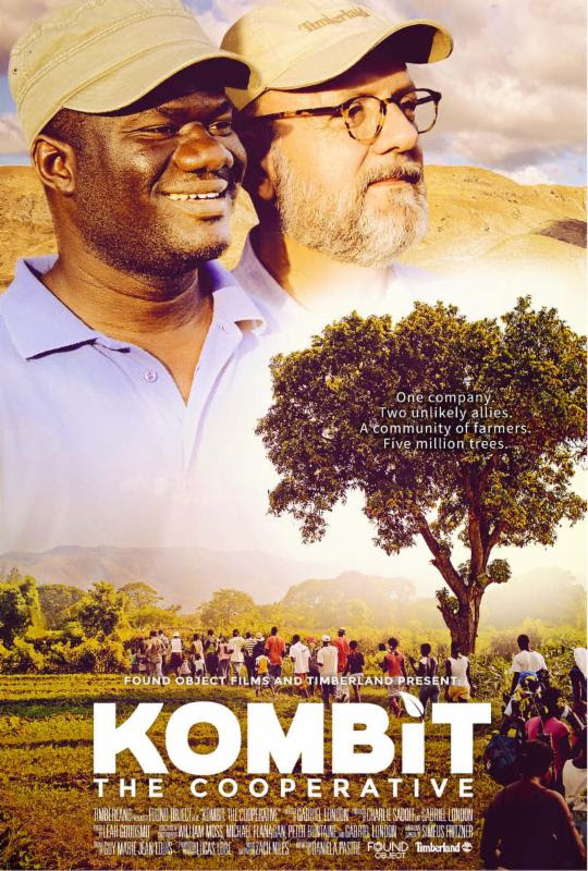 "Timberland Kicks Off National Tour of  Documentary Film ""KOMBIT: The Cooperative"""