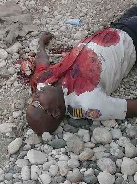 Haiti – FLASH : Carnage among police officers