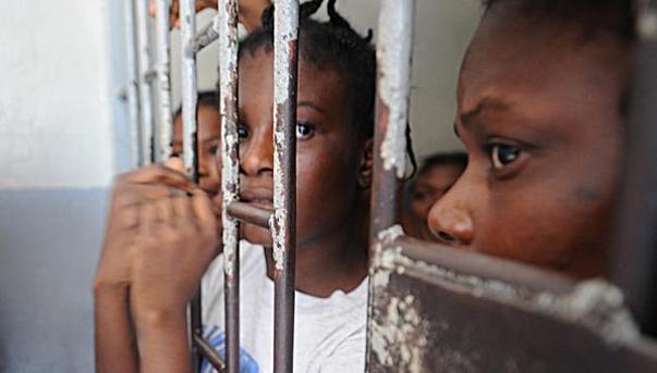 UN expert condemns Haiti prison overcrowding, conditions