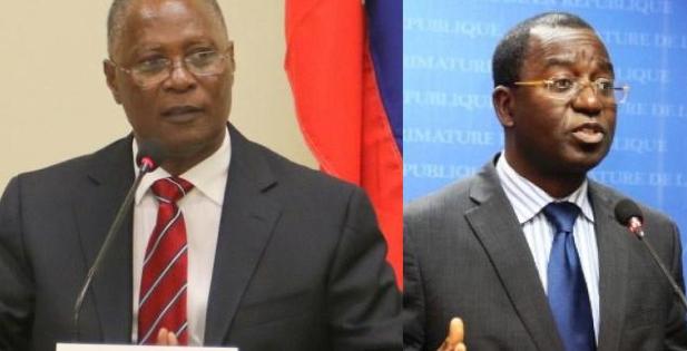 Pour Privert, la BRH fait le diagnostic préoccupant d'Haïti sous Martelly
