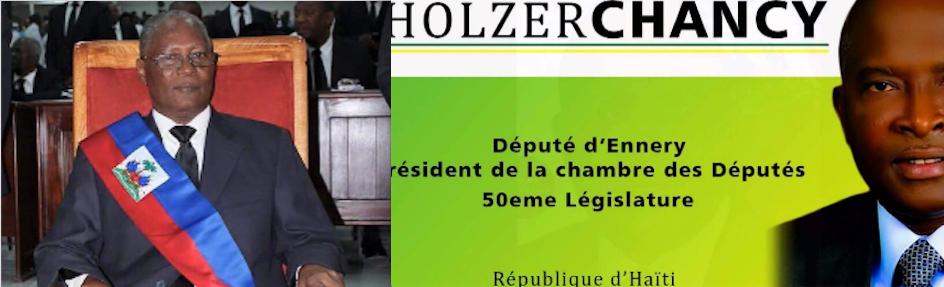 DESAGREABLE SURPRISE POUR LE PRESIDENT DE LA CHAMBRE
