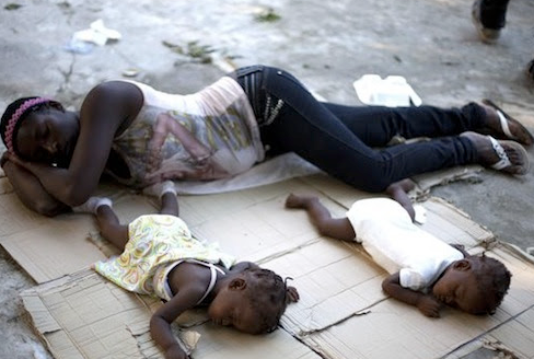 Haiti Migrants No Longer Stranded on Desolate Border