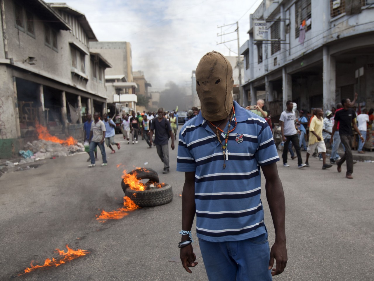 Political standoff threatens to delay Haiti presidential elections