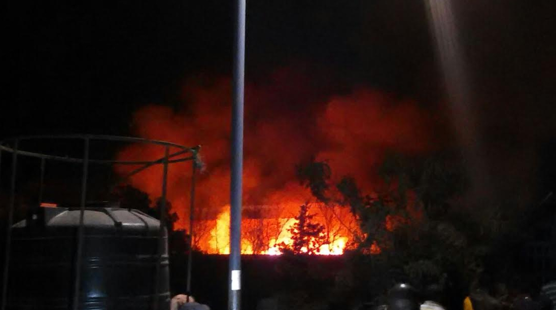 PROVISIONAL PRESIDENT PRIVERT'S DOMINICAN SHIPMENT OF EXPLOSIVES & WEAPONS EXPLODES AT BORDER CROSSING