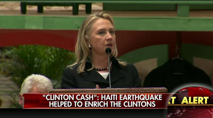 Tough Questions About Haiti for Hillary Clinton