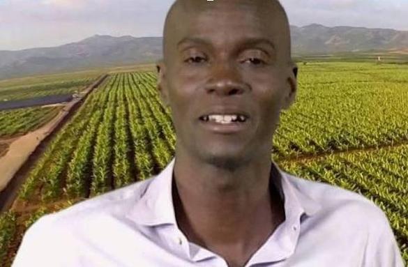 Lettre de Jovenel Moïse à la Nation Haïtienne.