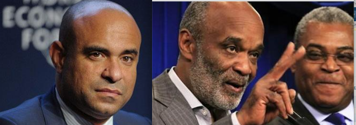 "LAURENT LAMOTHE SCHEDULED FOR APPEARANCE BEFORE PARLIAMENT MONDAY – WILL EXPLAIN MARTELLY/LAMOTHE GOVERNMENT'S SUCCESSFUL PETROCARIBE INVOLVEMENT – PRIVERT WOULD LIKE TO EMBARRASS EX-PRIME MINISTER & MARTELLY – REAL PETROCARIBE CRIMINALS ARE PREVAL, BELLERIVE AND PRIVERT,  KNOWN AS ""MR PETROCARIBE""DURING SERVICE WITH PREVAL: THEY  STOLE $198,000,000 PLUS $600,000,000 FOR PREVAL WIFE'S SOGENAIRE!!!"