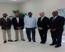 Rencontre avec les acteurs autour de l'arrêté présidentiel créant la Commission d'évaluation électorale