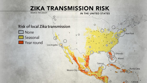Concern in Haiti Over Emerging Condition Linked to Zika