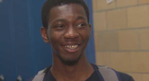 From Haiti earthquake victim to high school valedictorian