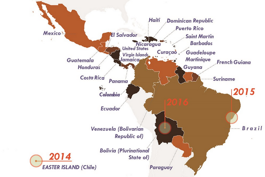 CDC: map Zika in states to prepare for outbreaks