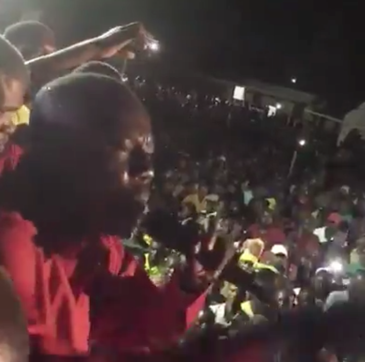 Moise Jean-Charles Attacked in Gonaives – See VIDEO