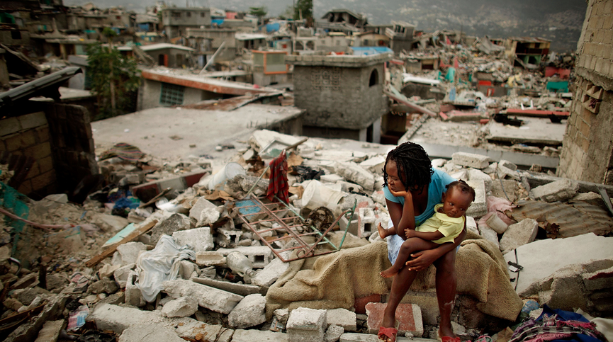 Haiti Still Reels From Hurricane Matthew, One Month On