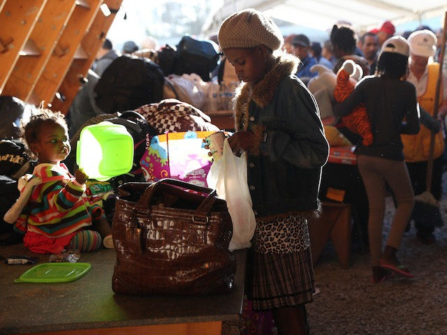 Tijuana welcomes Haitian immigrants stuck at U.S.-Mexico border