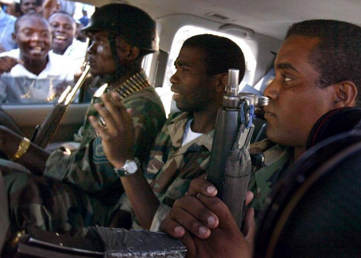 Former Haiti coup leader Guy Philippe arrested