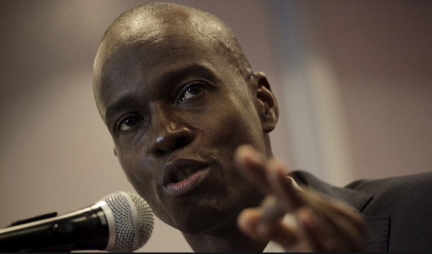President Jovenel Moise names his representatives for committee to oversee transition