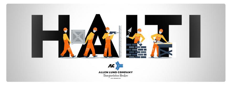 Allen Lund Company's Flatbed Office Donates Generously to Rebuilding Haiti