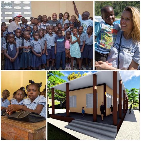 Mission conjointe de Happy Heart Funds et de la FLGL à Anse du Clerc pour le Droit à une Éducation de qualité