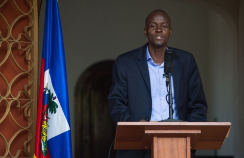 Haiti seeking US$300m in aid