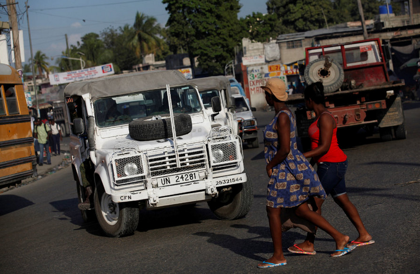 A lesson on UN peacekeeping – from Haiti