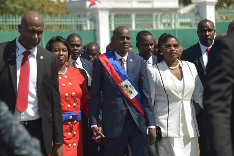 Regional leaders pledge continued support for Haiti