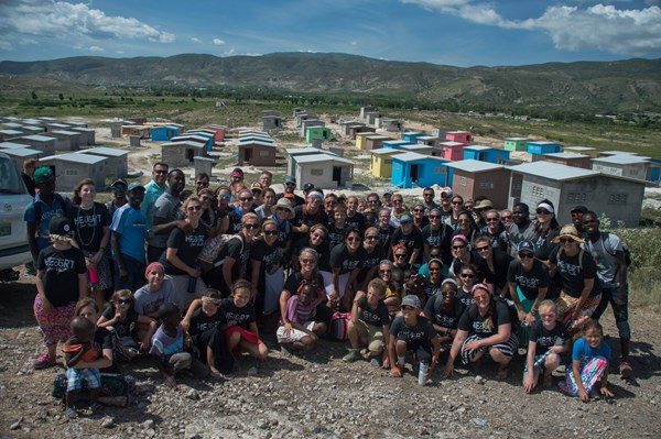Mission of Hope Completes 90 More New Homes in Haiti