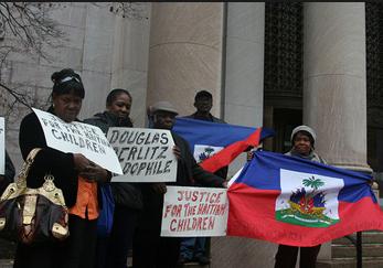 LA JUSTICE  HAITIENNE EST-ELLE TOUJOURS DU COTÉ DES PÉDOPHILES ET DES TRAFIQUANTS DE PERSONNES ??? LES ACCUSÉS SONT TOUJOURS LIBÉRÉS SANS CONFRONTER LEURS VICTIMES DANS UN TRIBUNAL HAITIEN
