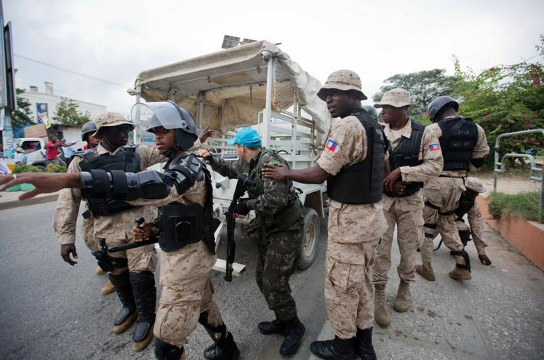 U.N. secretary general: Time for peacekeeping mission in Haiti to end