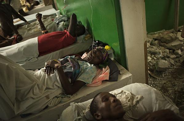 U.N. Should Be Responsible For Ensuring Cholera Campaign In Haiti Succeeds