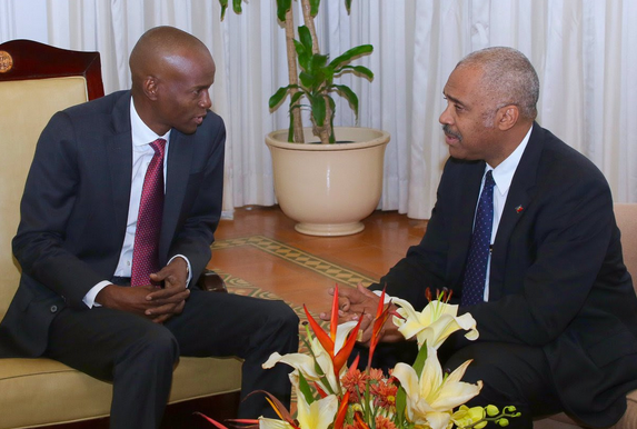 New Prime Minister Urges Haitians to Heal Deep Divisions