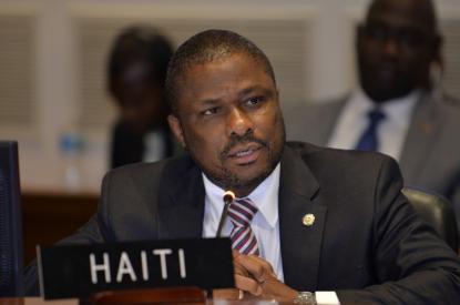 OEA-Venezuela: La position d'Haïti