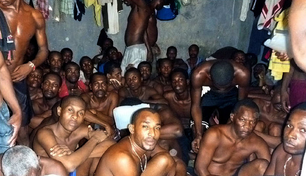 Haiti's Prison from Hell: 'I can't cope, I have no-one'