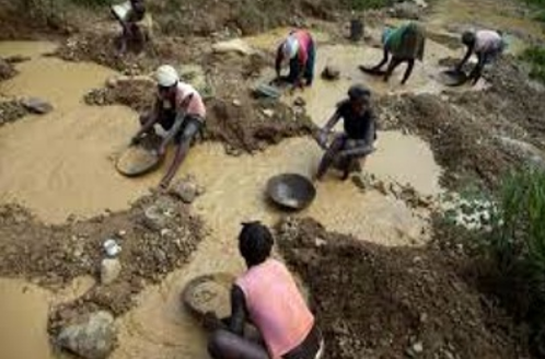 Civil society groups against mining in Haiti