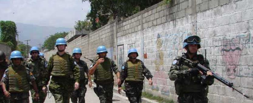 Haïti-Minustah-ONU : Intervention de l'Ambassadeur Denis Régis à l'ONU concernant la Minustah