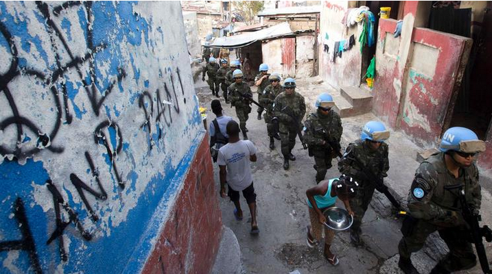 U.N. peacekeepers are leaving after more than two decades, but where does that leave Haiti?