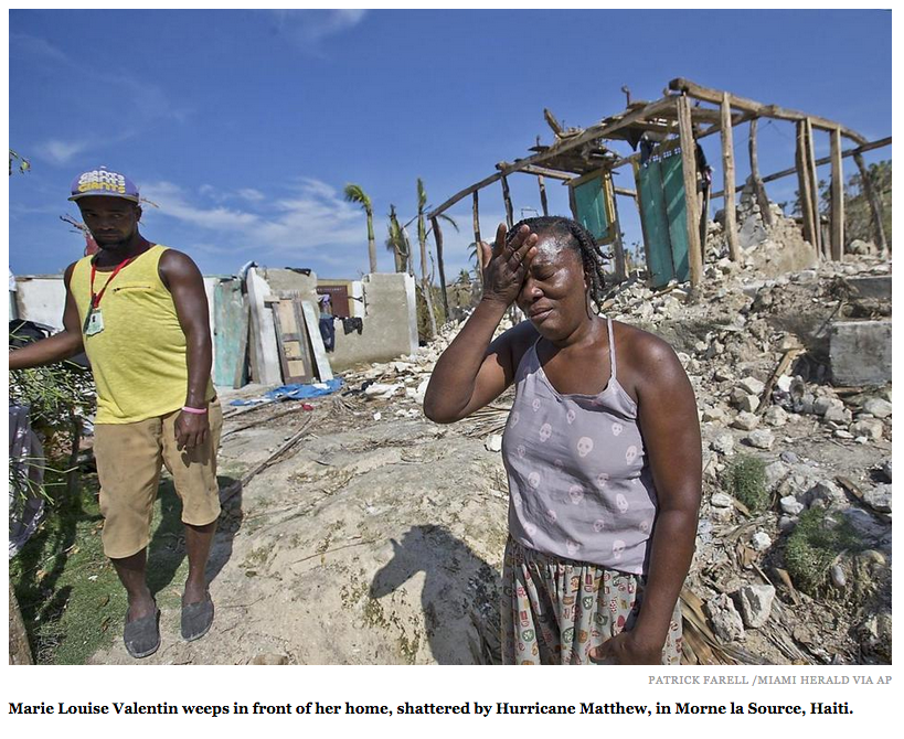 Renew protected status for Haitians