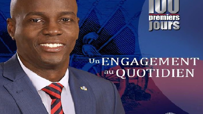 JOVENEL FIRST 100 DAYS